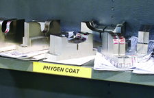 Tooling sections with Phygen Coatings' PVD tool coatings.
