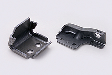 Phygen PVD surface coating, HSLA coating help stamp hinge and bracket components.